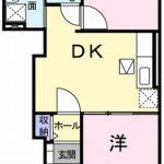 プラシード1 103号室